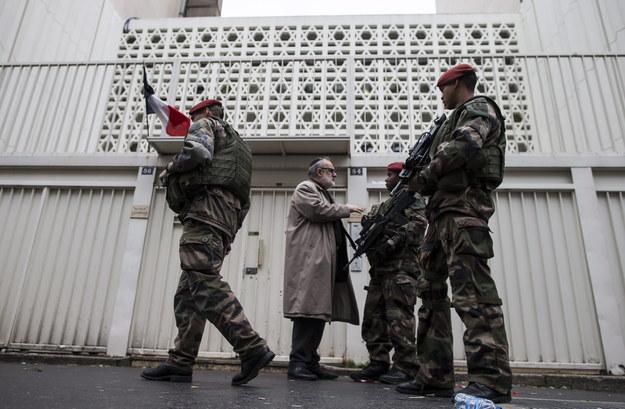 Atak na wojskowy patrol uliczny we Francji