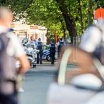 Atak napastnika z maczetą Belgii: Poziom alertu bezpieczeństwa na razie bez zmian