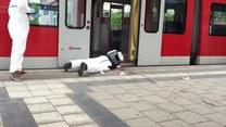Atak nożownika na dworcu w pobliżu Monachium