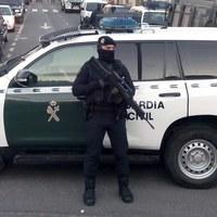 Atak nożownika na granicy hiszpańsko-marokańskiej. Napastnik krzyczał