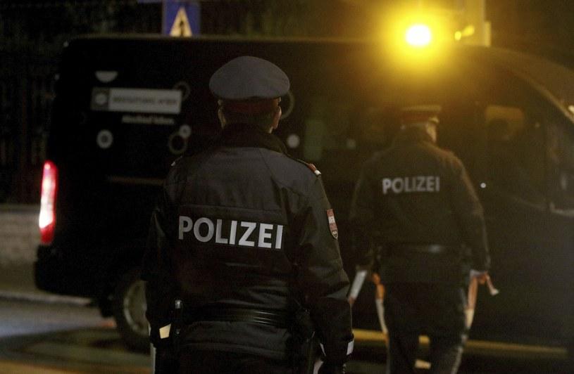 Atak przed rezydencją ambasadora Iranu w Wiedniu /Associated Press /East News