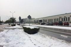 Atak zimy w powiecie radomszczańskim