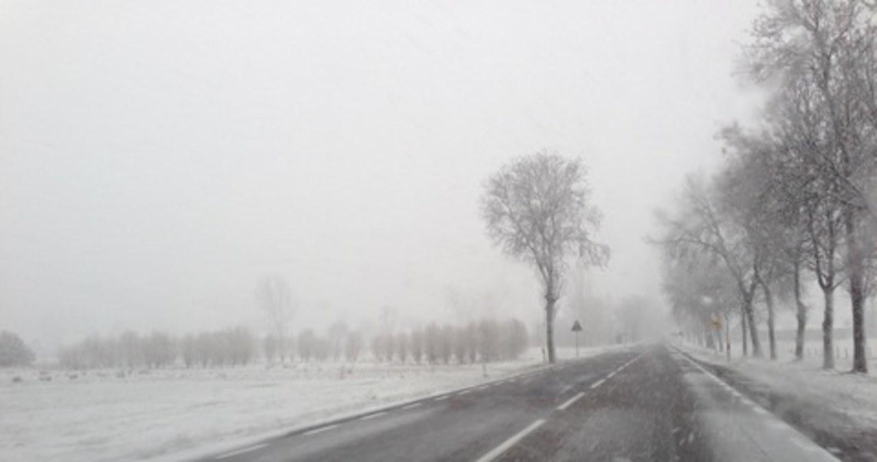 Atak zimy w Waszych obiektywach
