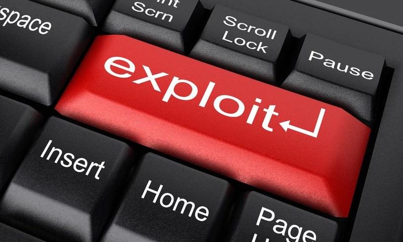 Ataki przeprowadzane z użyciem exploitów należą do najskuteczniejszych /©123RF/PICSEL