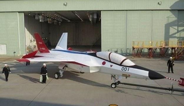 ATD-X.   Fot. Mitsubishi Heavy Industries /materiały prasowe
