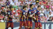 Athletic Bilbao - FC Barcelona 0-1. Messi nie wykorzystał karnego