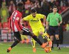 Athletic Bilbao - Villarreal CF 0-0. Zażarta walka w strugach deszczu