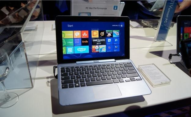 Ativ Smart PC Pro - hybrydowa propozycja Samsunga /INTERIA.PL