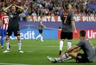 Atletico - Bayern 1-0. Lewandowski miał mniej kontaktów z piłką niż Neuer