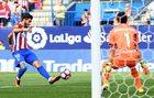 Atletico Madryt - Deportivo La Coruna 1-0. Tytoń na ławce