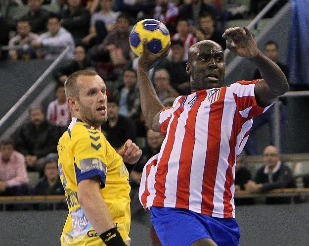 Atletico Madryt okazało się za mocne dla Vive Targów Kielce /PAP/EPA