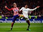Atletico Madryt - Real Madryt 0-0. Radość w Barcelonie