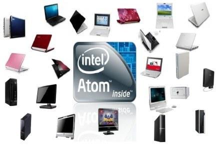 Atom z miesiąca na miesiąc trafia do coraz większej liczby komputerów /materiały prasowe