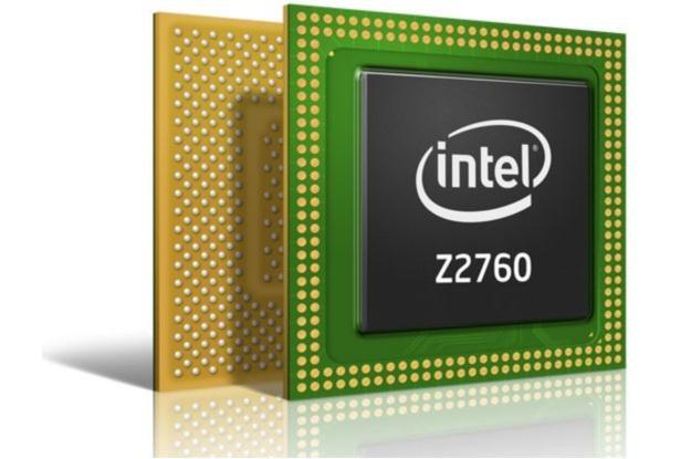 Atom Z2760 - nowe serce Intela dla tabletów z Windowsem 8 /materiały prasowe