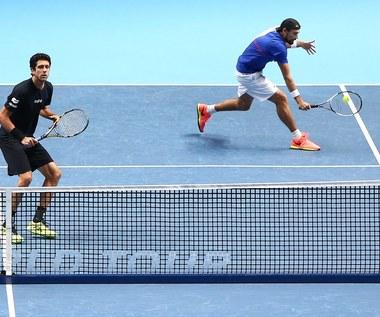 ATP Finals: Deblista Kubot walczy o historyczny triumf w mastersie