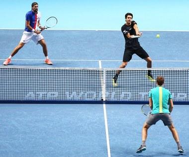 ATP Finals: Wielki sukces Kubota i Melo! Zagrają w finale debla