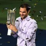 ATP Szanghaj: Roger Federer - Rafael Nadal 6:4, 6:3 w finale