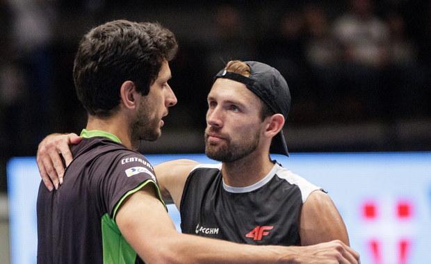 ATP w Szanghaju: Kubot awansował do finału debla