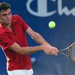 ATP Winston Salem: Gilles Simon odpadł w drugiej rundzie