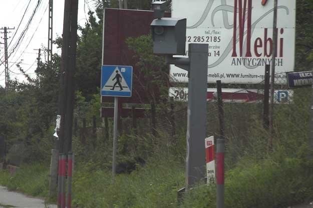 Atrapy mają zniknąć... do 31 grudnia 2012 r /INTERIA.PL