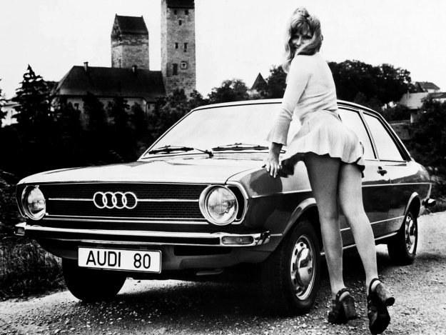 Audi 80 (1972) /Audi