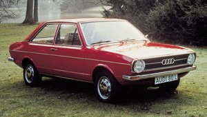 Audi 80 - brat przyszłego Volkswagena