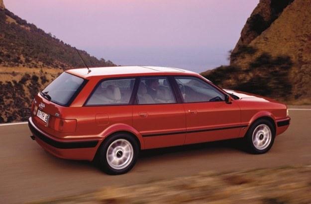 Audi 80 - samochód prosty w konstrukcji i naprawie /