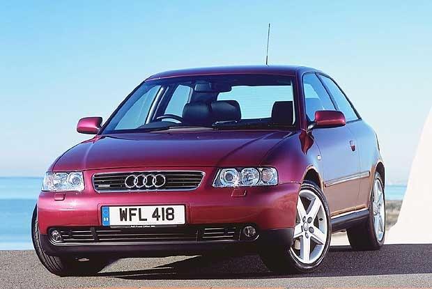 Audi A3 1.9 TDI Quattro (kliknij) /INTERIA.PL
