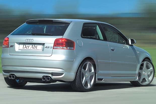 Audi A3 Abt (kliknij) /INTERIA.PL
