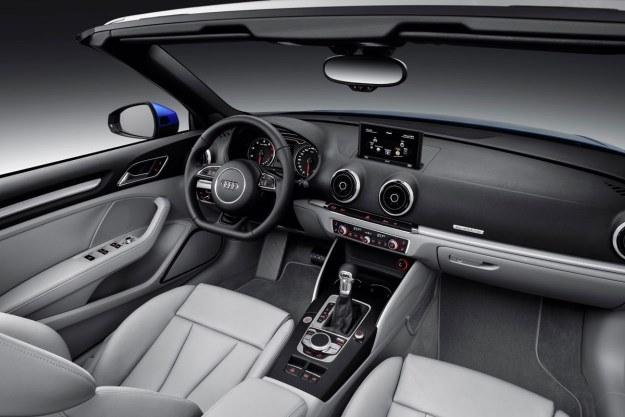 Audi A3 Cabriolet /INTERIA.PL