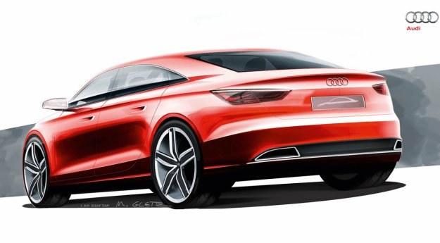 Audi A3 concept /