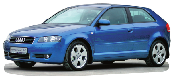 AUDI A3 II (2003-2013), polecane wersje: 1.9 TDI (do 2005 r.), 2.0 TDI PD BKD, 2.0 TDI CR. /Motor