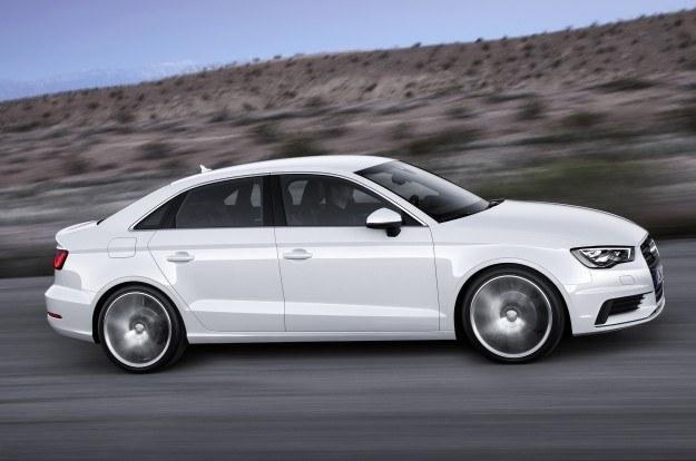 Audi A3 sedan /