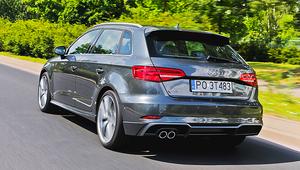 Audi A3 Sportback 2.0 TDI quattro - lifting technologiczny