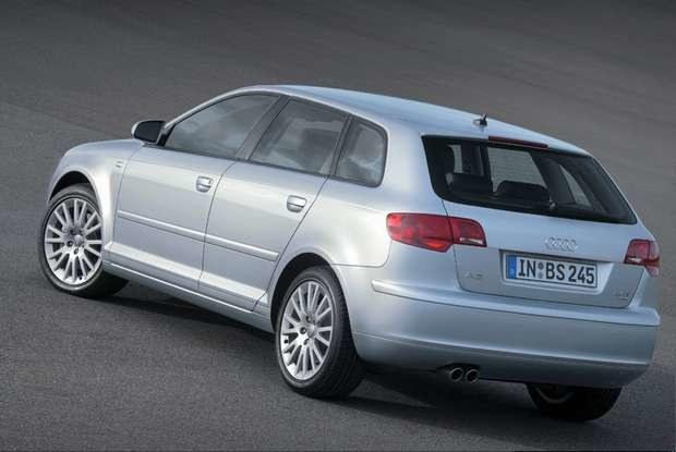 Audi A3 Sportpack / kliknij /INTERIA.PL