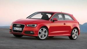 Audi A3 w salonach od 90 000 zł