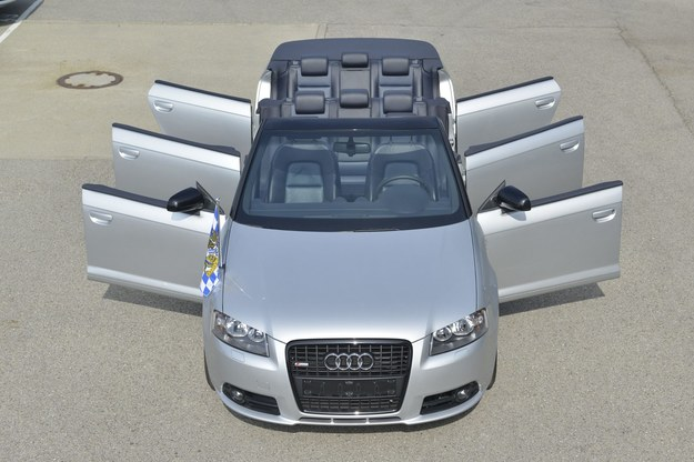Audi A3 XXL Cabrio /