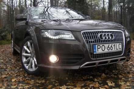 Audi A4 allroad /INTERIA.PL