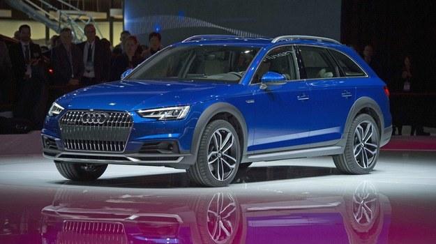 Audi A4 Allroad /AFP