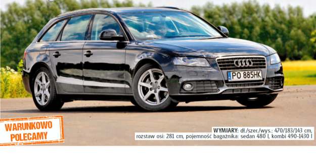 Audi A4 B8 /Auto Moto