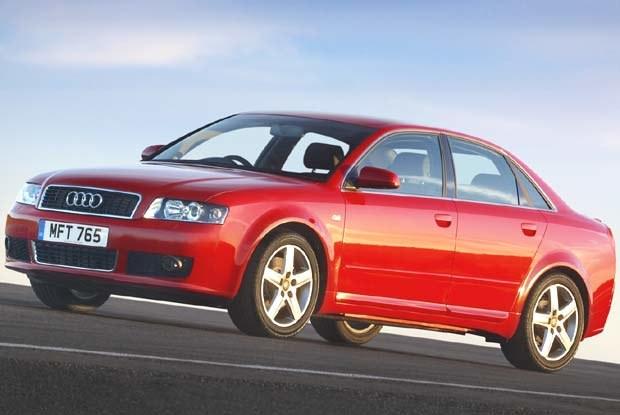 Audi A4 Sport (kliknij) /INTERIA.PL