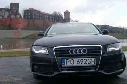 Audi A4 /INTERIA.PL