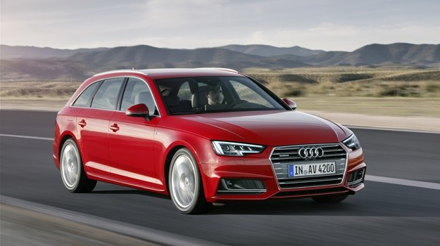 Audi A4 /Audi