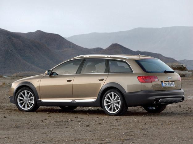 Audi A6 Allroad /Audi