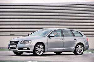 Audi A6 – byle nie z Multitronikiem. /Auto Moto