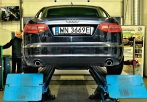Audi A6 (C6) 3.0 TDI Quattro (2009) /Motor