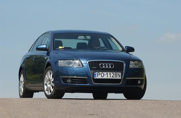 Audi A6 C6 /Motor