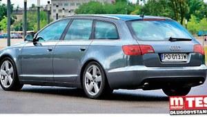 Audi A6 - jak sobie poradziło na dystansie 400 tys. km?