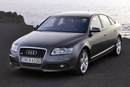Audi A6 / Kliknij /INTERIA.PL
