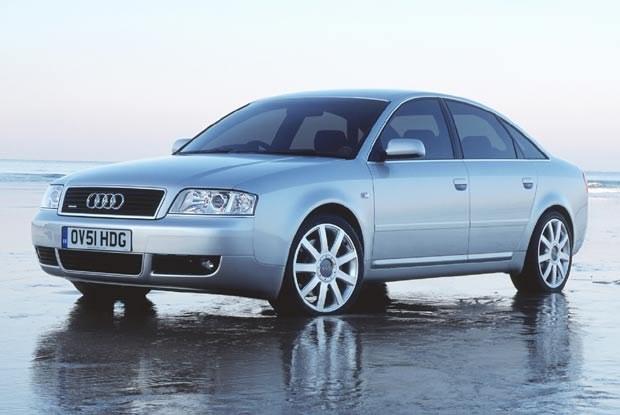 Audi A6 Sport w wersji 2002 (kliknij) /INTERIA.PL